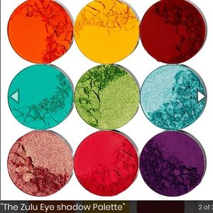 Juvias Place Zulu palette